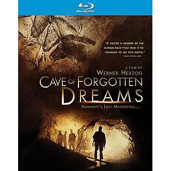 Cave of Forgotten Dreams 3D/2D [BLU-RAY] USA import