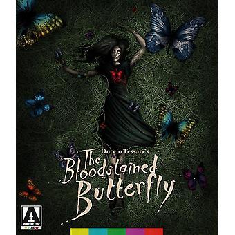 Blodbesudlede sommerfugl [Blu-ray] USA importerer