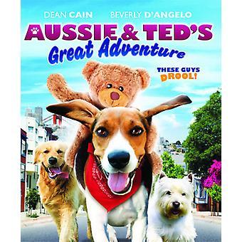 Aussie & Ted's Great Adventure [Blu-ray] USA importeren