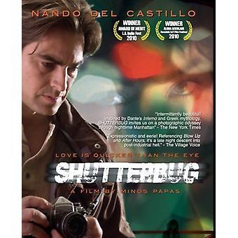 Shutterbug [BLU-RAY] USA importerer