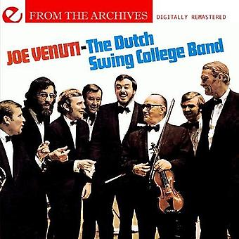Dutch Swing College Band y Joe Venuti - Dutch Swing College banda cumple Joe Venuti-de la importación de los E.e.u.u. [CD]