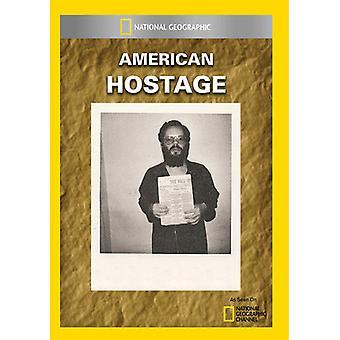 American Hostage [DVD] USA import