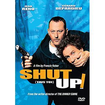 Hold mund! [DVD] USA import