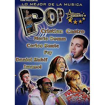 Vol. 233-Mejor De La Musica Pop [DVD] USA importerer