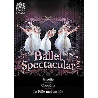 Ballet Spectacular [DVD] USA import