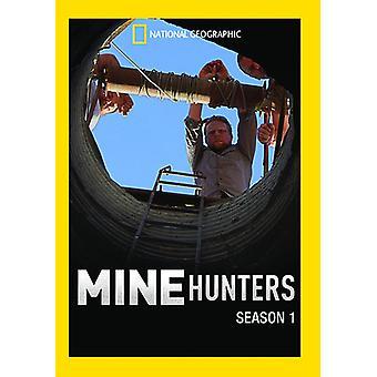 Mine Hunters: Season 1 [DVD] USA import