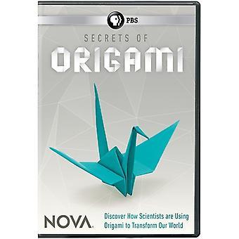 Nova: Secrets of Origami [DVD] USA import