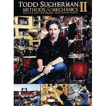 Metoder & mekanik II [DVD] USA importerer