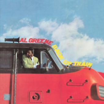 Al Green - Back Up Train [CD] USA import