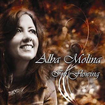Alba Molina - bin ich fließende [CD] USA import