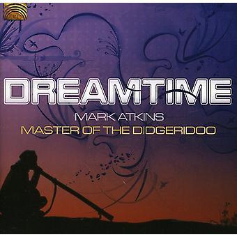 Mark Atkins - Dreamtime [CD] USA import