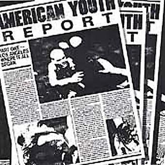 Amerikanske ungdomsrapport - amerikansk ungdomsrapport [CD] USA import