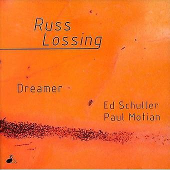 Russ Lossing - drømmer [CD] USA importerer