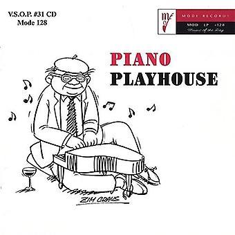 Klaver legehus - klaver legehus [CD] USA importerer