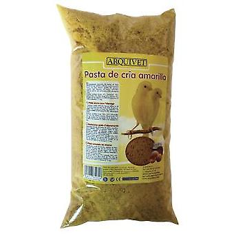 Arquivet Yellow Breeding's Paste 300Gr (Birds , Bird Food , Canaries , Hand Rearing)