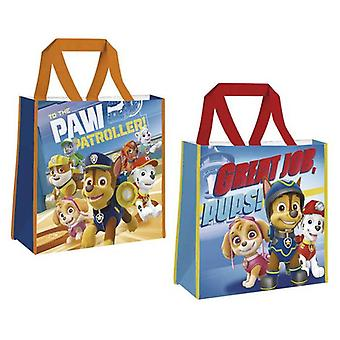 Kids Euroswan Shopping Bag 38x38x12 Cm Paw Patrol (Toys , School Zone , Backpacks)