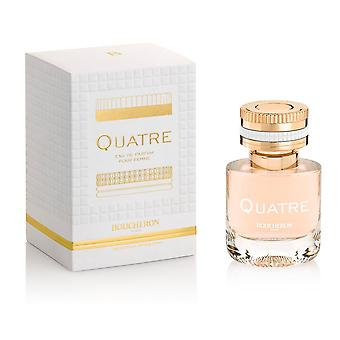Boucheron Boucheron Quatre Eau De Parfum Spray For Women