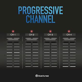 Olika Artist - Progressive kanalen [CD] USA import