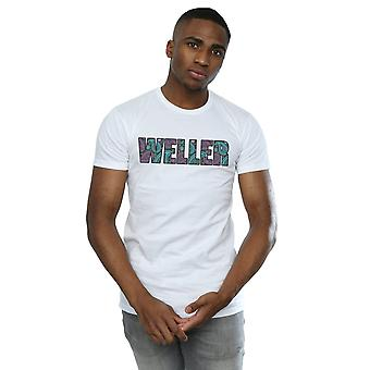 Paul Weller Men's Paisley Logo 1 T-Shirt