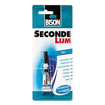 Bison secondelijm gel