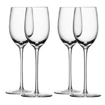 Lsa Bar Clear glass sherry 190ml x 4