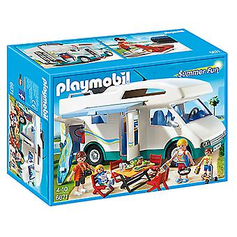Playmobil 6671 Camping Family (Toys , Dolls And Accesories , Miniature Toys , Vehicles)