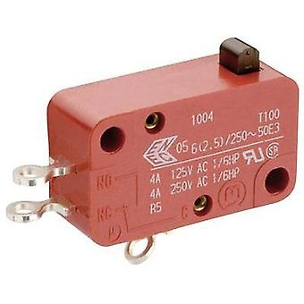 Microswitch 250 Vac 10 A 1 x On/(Off) Marquardt 01