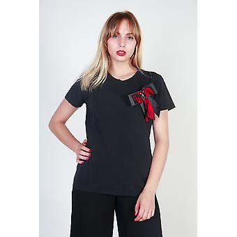 Pinko T-shirts Women Black