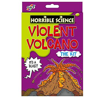 Horrible Science Kit - voldelige vulkan