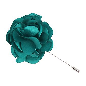 Mr. icone revers-corsage flower PIN pin PIN pin Green