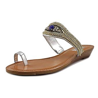 INC International Concepts Womens Brae Open Toe Casual Slide Sandals US