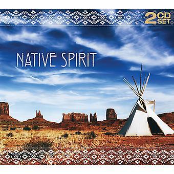 Forskellige kunstner - Native ånd [CD] USA importerer