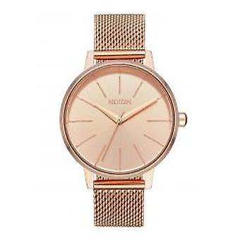 Nixon The Kensington Milanese All Rose Gold (A1229-897)