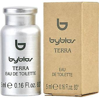Byblos Terra By Byblos Edt .16 Oz Mini
