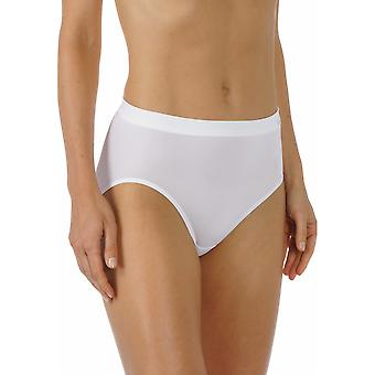 Mey 59209-1 Women's Emotion White Solid Colour Knickers Panty Brief