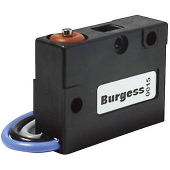 Microswitch 250 Vac 5 A 1 x On/(On) Burgess V3SUL