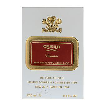 Creed Vanisia Eau De Parfum Flacon 8.4 Oz/250 ml nuovo In scatola