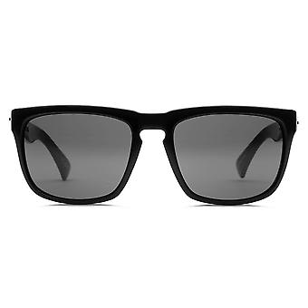 Electric Knoxville Sunglasses - Gloss Black / Grey