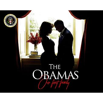 Barack Obama Poster First Lady Michelle Our First Family (16x20)