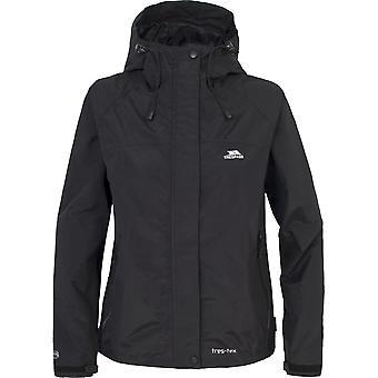 Trespass Ladies Miyake Waterproof Breathable Shell Jacket