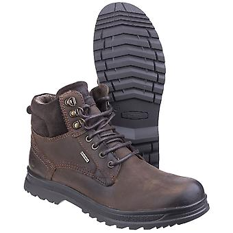 Cotswold Mens Gloucester Country Leather Waterproof Walking Boots