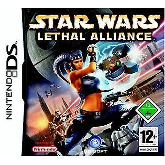 Star Wars Lethal Alliance (Nintendo DS)