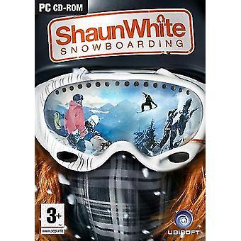 Shaun White Snowboard (PC)