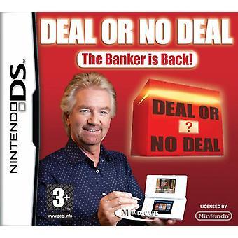 Deal or No Deal de bankier Is terug! (Nintendo DS)