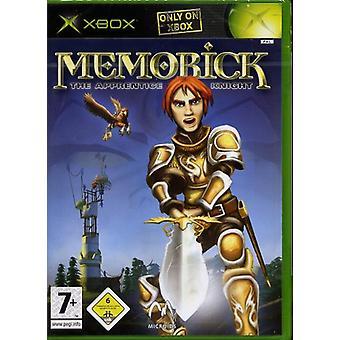 Memorick The Apprentice Knight (Xbox)