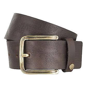 Ceinture de jeans Replay ceinture en cuir ceintures hommes ceintures marron 4647