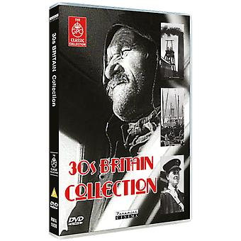 30s Britain Collection DVD