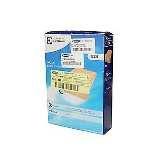 Electrolux Staubsauger Cleaner Papiertüte - Packung von 5 (E3N)