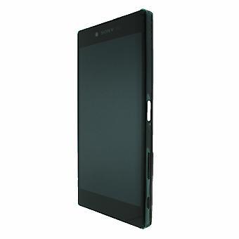 Подлинное Sony Xperia Z5 премиум черный ЖК-экран & дигитайзер