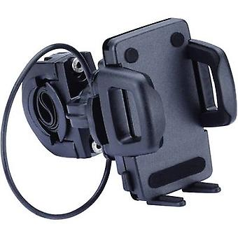 Bike phone mount Herbert Richter Mini Phone Gripper 6 Compatible with (mobile